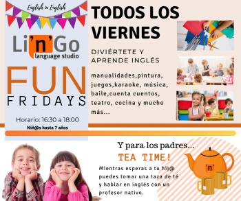 Fun-Fridays-ES